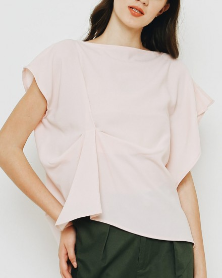 MANDA BLUSH TOP