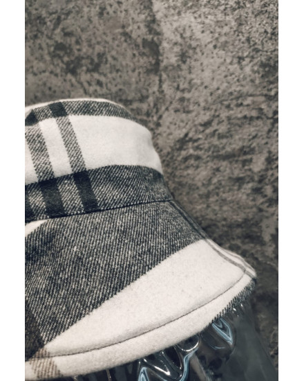PROTECTIVE HAT TODDLER CHECKERED
