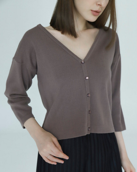 KYO TOP BURGUNDY