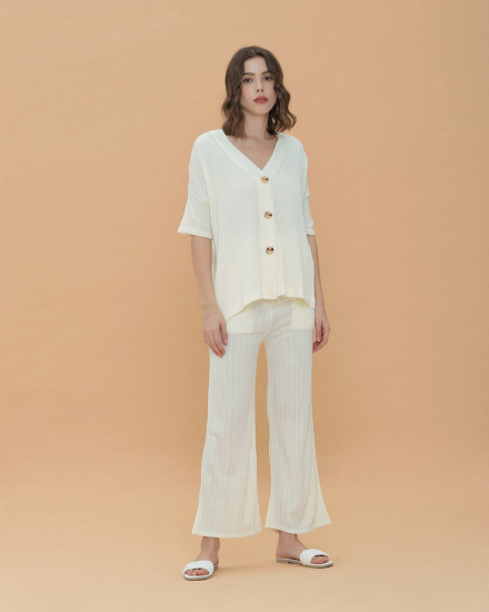 ONNIE SET OFF WHITE